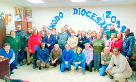 Presentación del Sínodo en la diócesis