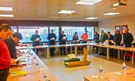 El Consejo de Dirección del Sínodo trabaja diversos materiales