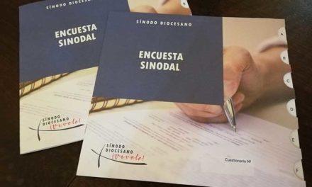 Nueva edición de la encuesta sinodal