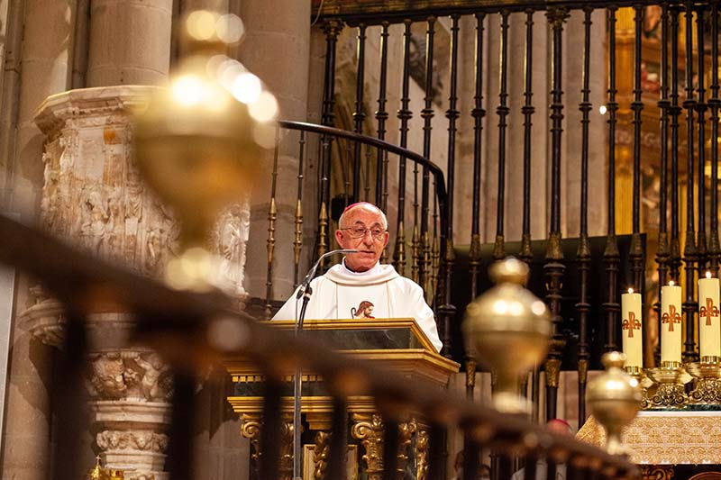 La Diócesis se suma al Sínodo convocado por el Papa